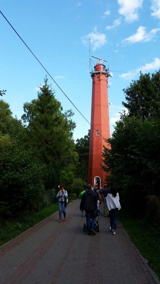Hel - lighthouse