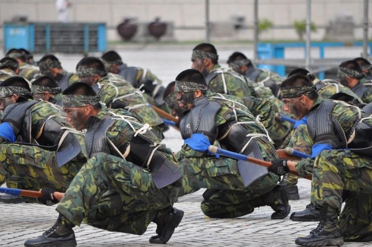 [2020-09-05 教召注意事項]陸軍206旅斗煥坪工兵營教召