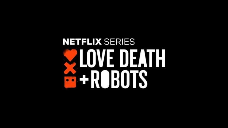 愛X死X機器人 love X death X robots