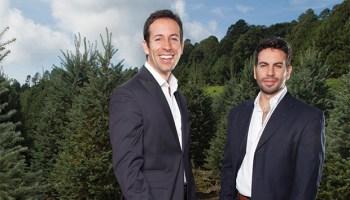 Gabriel y Juan Carlos Corina
