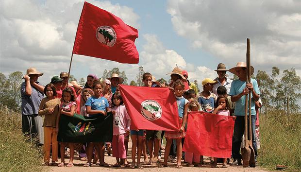 Raul Zibechi Movimiento Trabajadores Rurales Sin Tierra