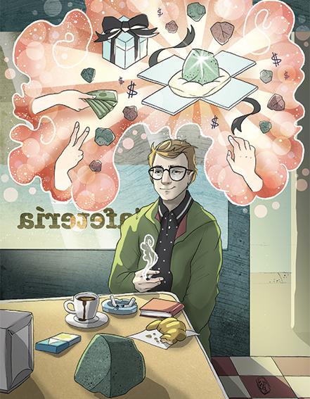 Ilustración por Elena Guerrero