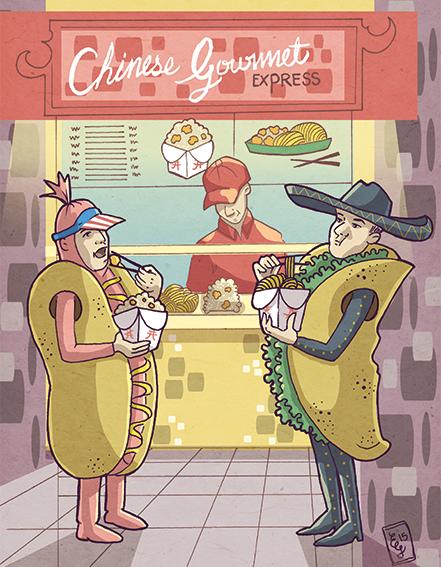 Ilustración de Elena Guerrero