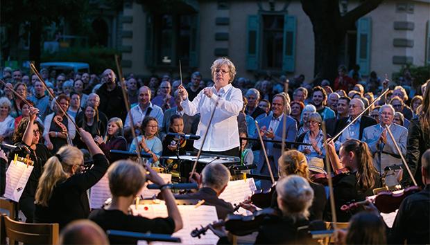 La música ha servido para cohesionar los equipos de trabajo. Foto: worldamateurorchestras.com