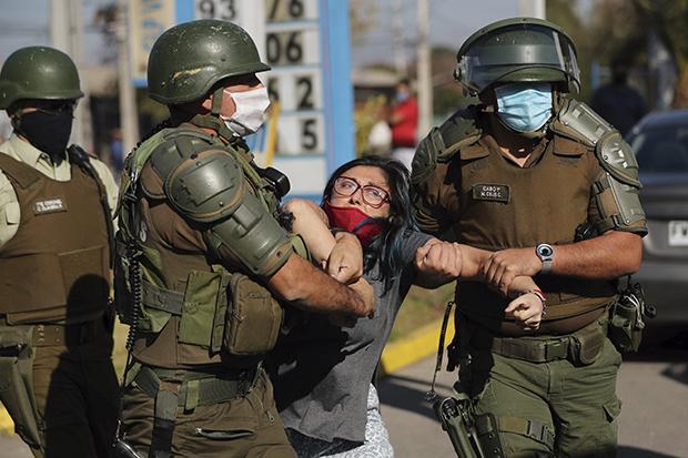 derechos humanos y pandemia
