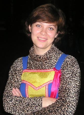 Ольга Валерьевна