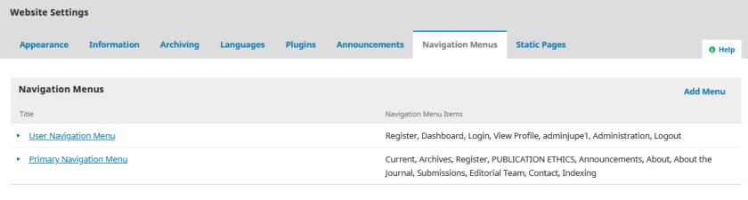 langkah cara cepat untuk membuat static page