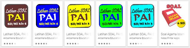 Latihan SOAL PAI SD Kelas 2