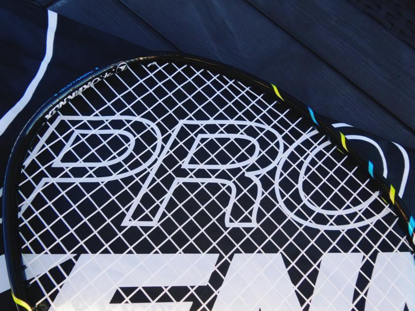 Tarikan Senar Raket Badminton