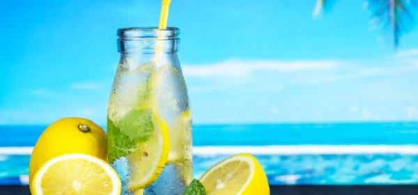 Manfaat Minum Infused Water Untuk Tubuh
