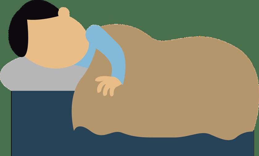 Makan, Minum, dan Tidur Berpahala