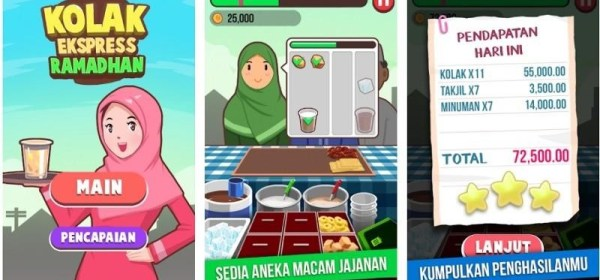 Rekomendasi Game Bertema Ramadhan Seru Temani Puasa