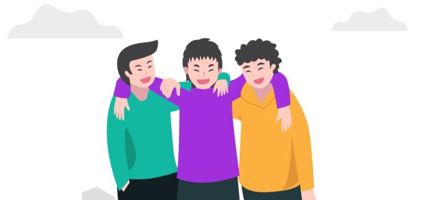 PAI SMP Kelas 7 BAB 13 Hidup Jadi Lebih Damai dengan Ikhlas, Sabar, dan Pemaaf
