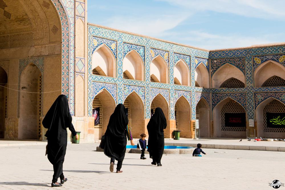 mosquee ispahan
