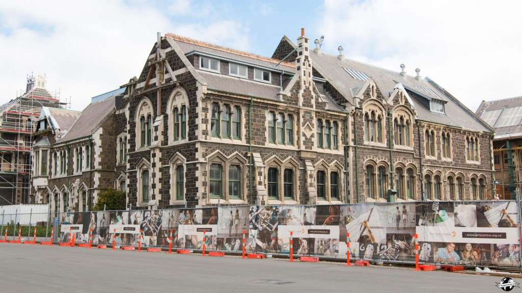 travaux christchurch