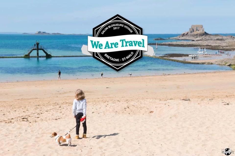 J'ai participé à mon 1er salon de blogueurs de voyage à Saint-Malo