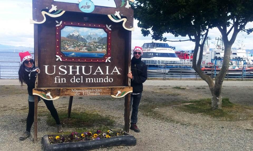 Un Noël à Ushuaia en Argentine, l'incontournable bout du monde