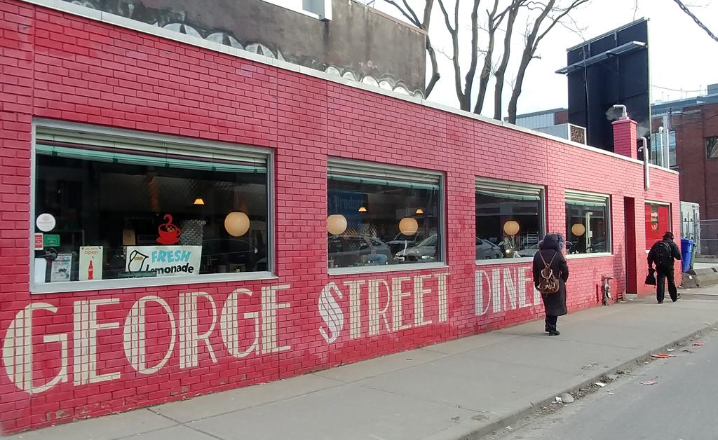 georges street diner
