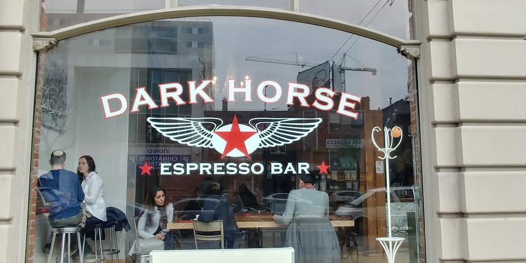 dark horse cafe