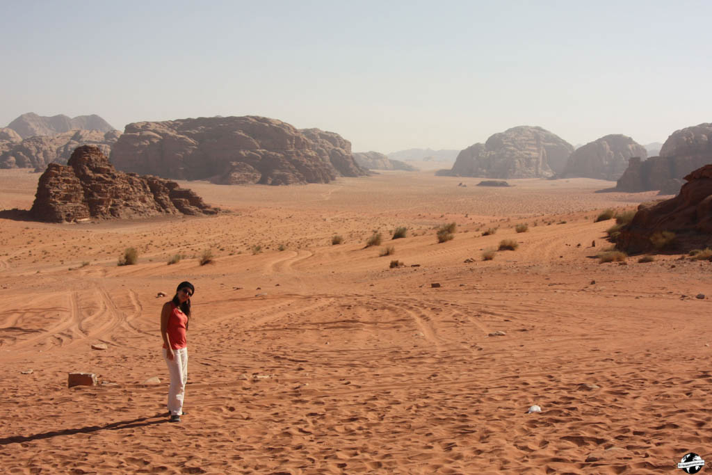 itineraire jordanie