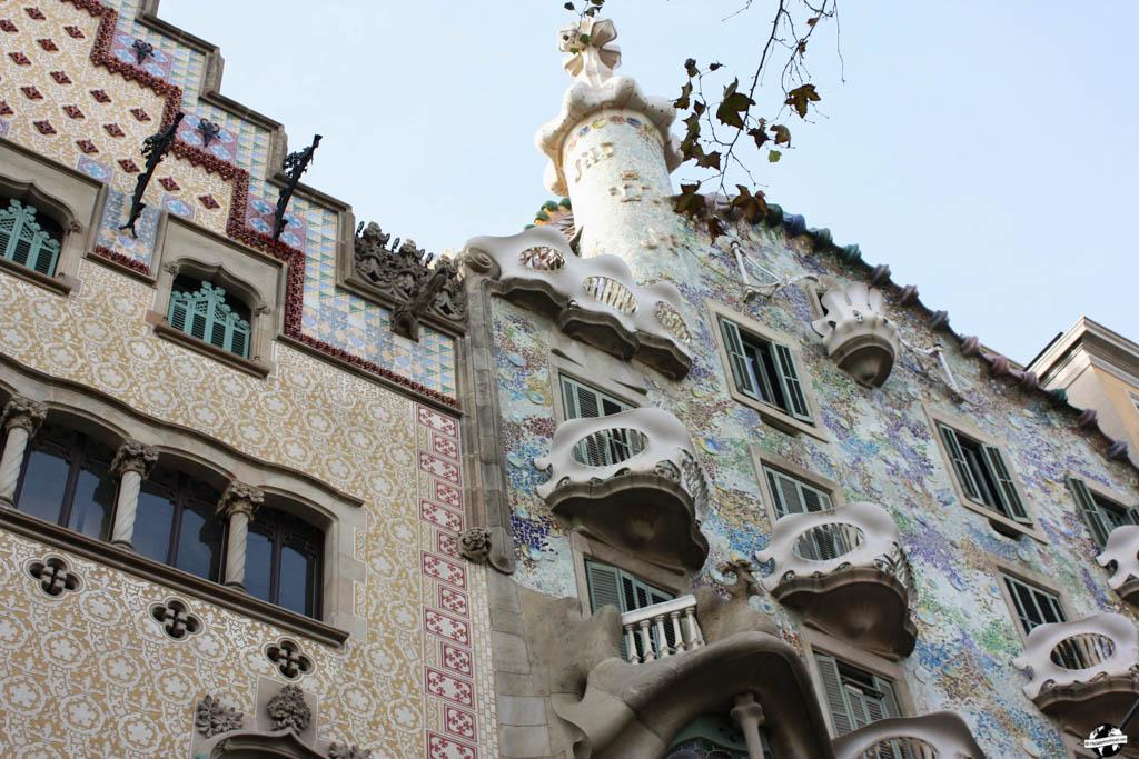 visiter barcelone - gaudi