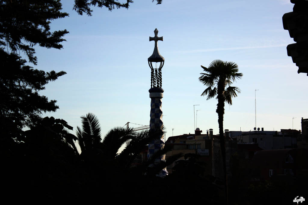 visiter barcelone - guell