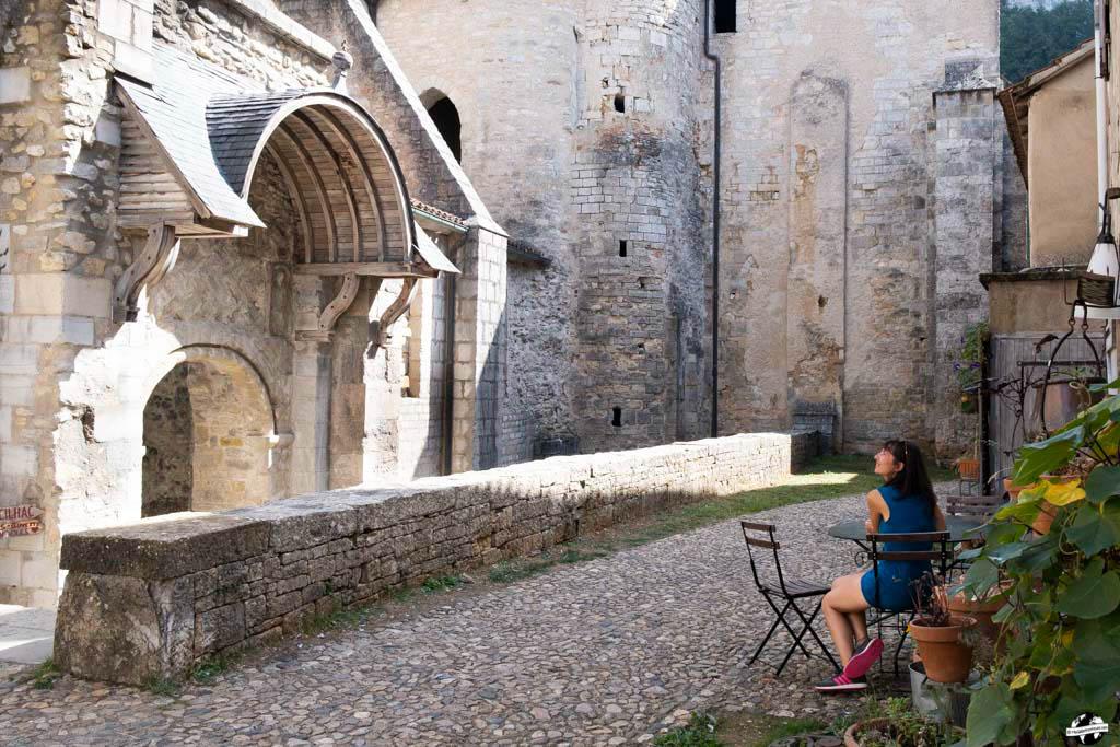 abbaye marcilhac lot