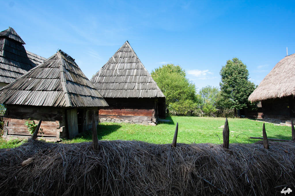 maramures maisons bois