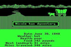 God dammit, Nicole.