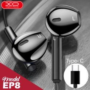 Écouteurs XO EP8 type C de haute qualité sonore