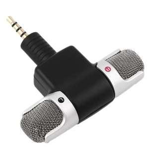 Microphone Stéréo Jack 3.5 mm