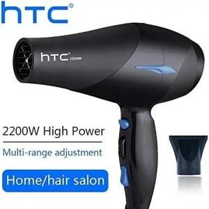 Sèche-cheveux professionnel HTC expert 2200 Watte