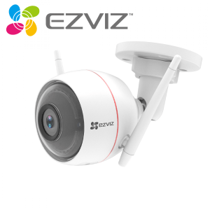EZVIZ C3W Outdoor Smart Wi-Fi Security Camera with Color Night Vision 1080p