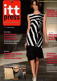 Capa Revista Itt Press Edição - 89