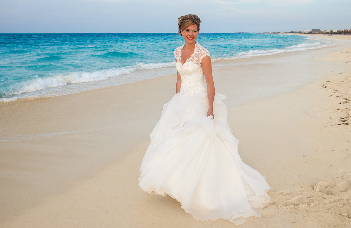 20 Unique Beach Wedding Dresses For A Romantic Beach