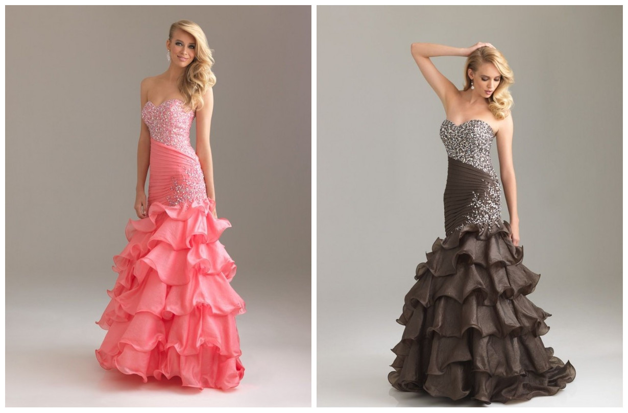 20 Perfect Prom Dresses For The Full Figured Girl