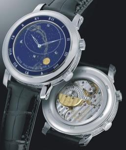 Patek Philippe 5102 Ciel Lune - Aiguille d'Or 2002