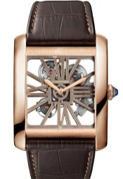 Cartier MC Two Tone Skeleton (36 000 euros)