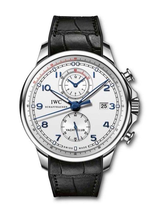 Montre IWC Portugaise Yacht Club Chronographe «Ocean Racer» - réf. IW390216