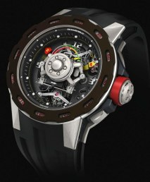 SIHH 2014: Richard Mille RM36-01 Sensor Sebastien Loeb
