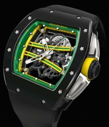 "Richard Mille RM 61-01 Yohan Blake aka ""The Beast 2″"