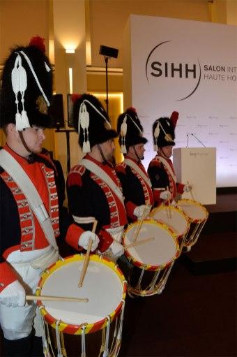 Inauguration SIHH 2014
