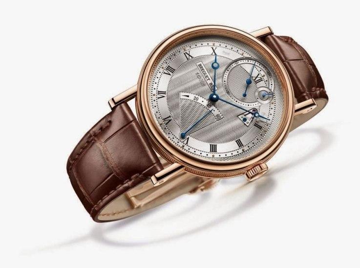 Montre Classique Chronométrie de Breguet - Aiguille d'Or 2014