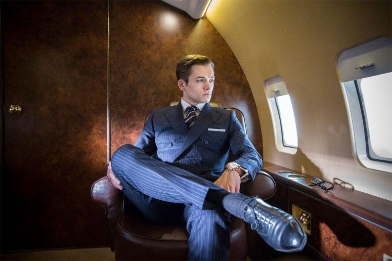 Montre Kingsman spéciale édition en or rose – 14 250 livres sterling