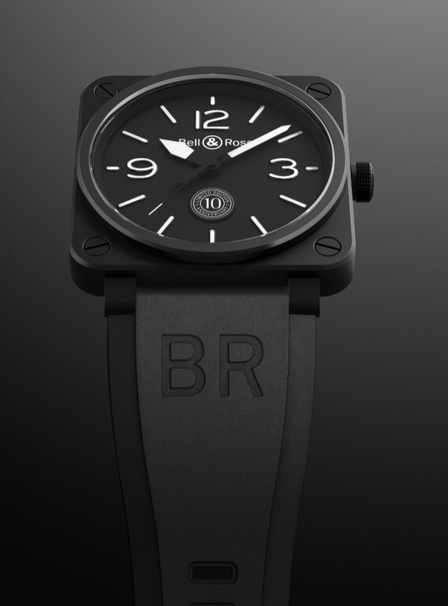 BR 01 10th Anniversary - Baselworld 2015