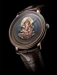 Blancpain Villeret Shakudo référence 6615-3616-55B - Baselworld 2015
