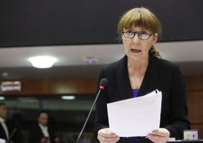 Plenary session week 14 in Brussels