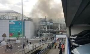 aeroport bruxelles.explozie