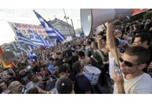 greva generala grecia