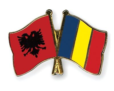 Flag-Pins-Albania-Romania